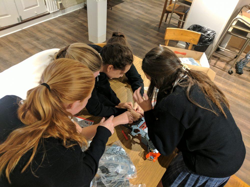 Fontbonne Hall Academy School Fab lab