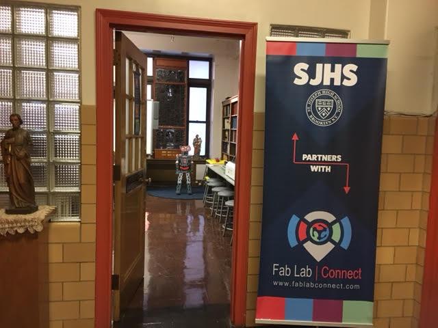 St Joseph High School Fab Lab