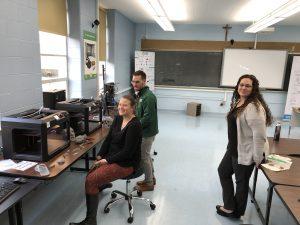 Middle Village Prep School Fab lab