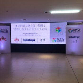 First School Fab Lab in Latin America