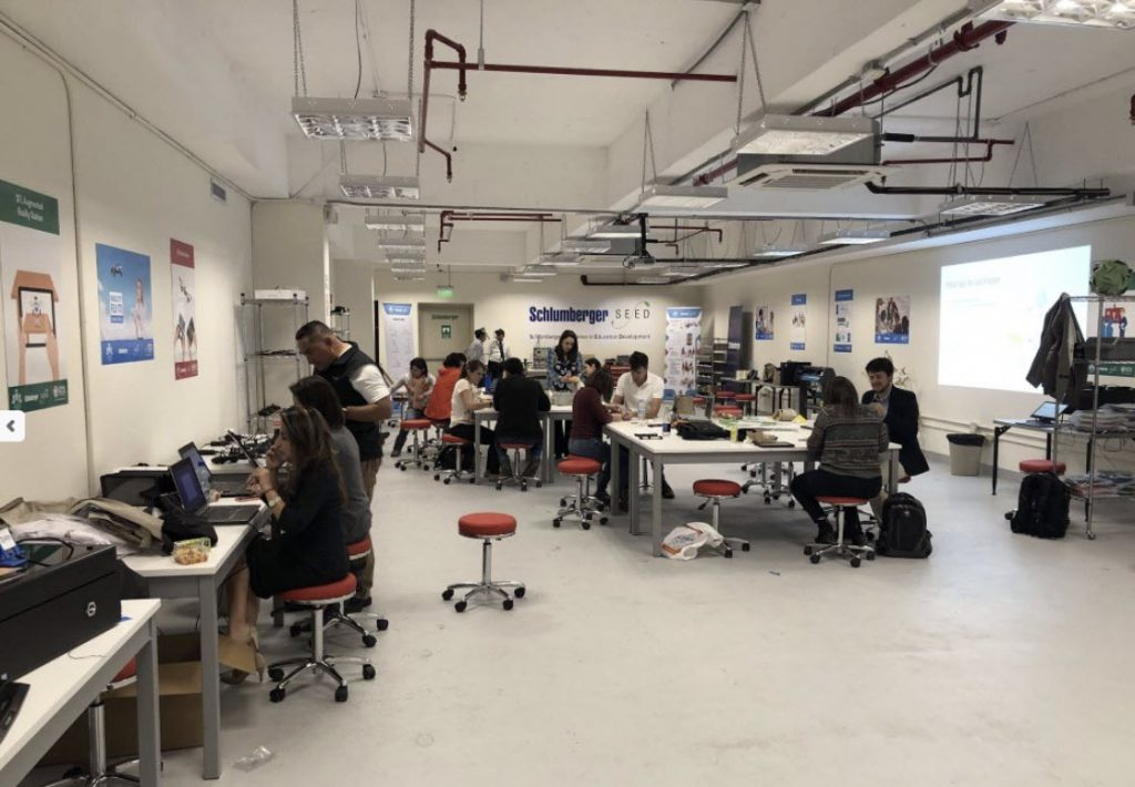 The San Francisco University of Quito School Fab Lab