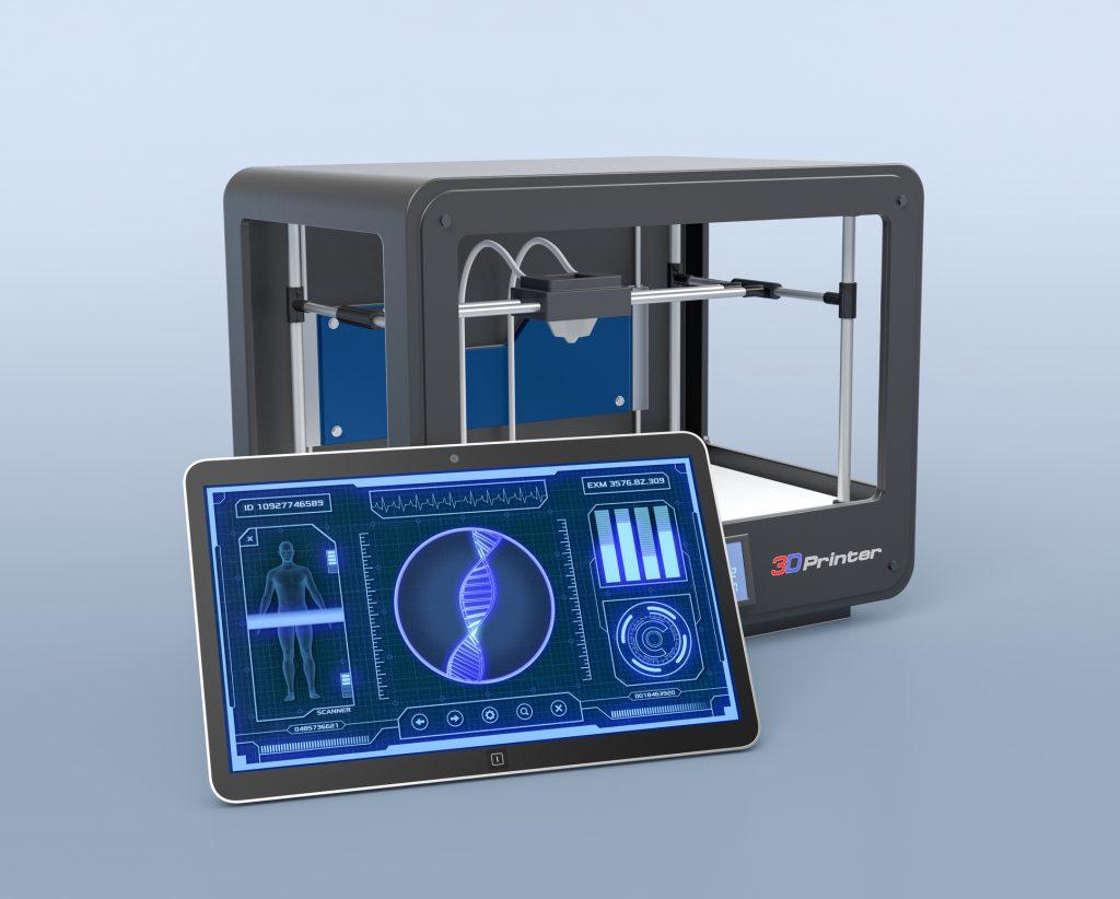 3D Printing Simulation