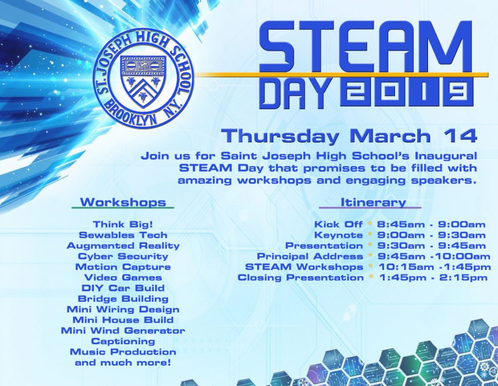 STEAM Day