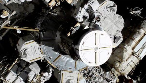All-women Spacewalk